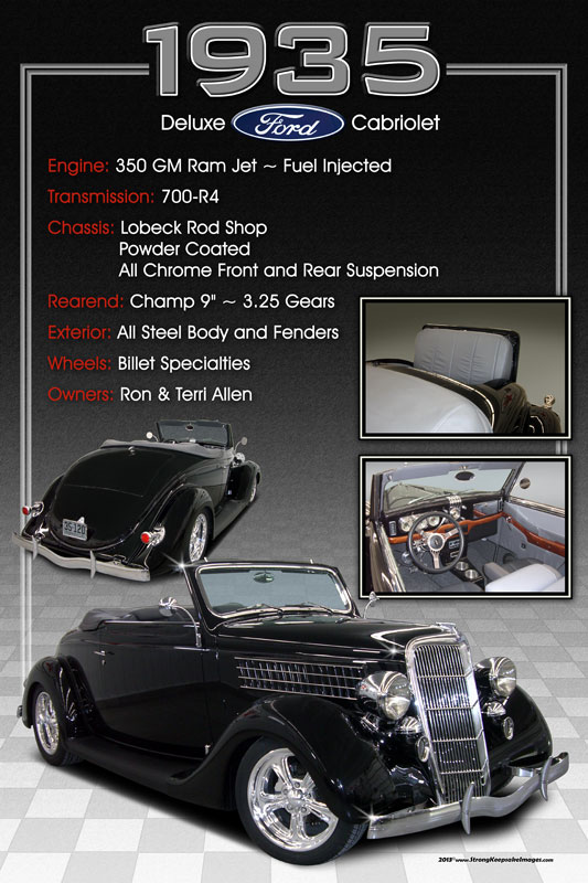 Strong Show Boards Strong Keepsake Images - Car show display boards